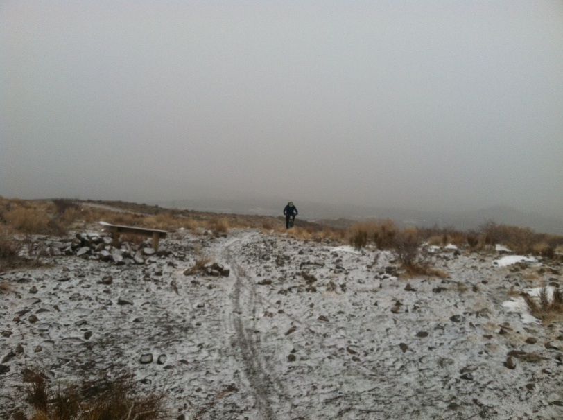 Pre-Superbowl Pedal on Peavine